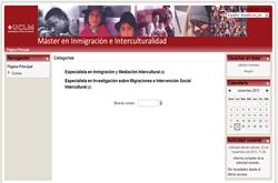 Máster en Inmigración e Interculturalidad