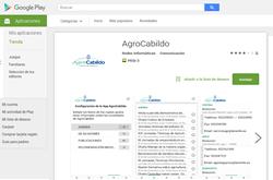 App. móvil para AgroCabildo de Tenerife
